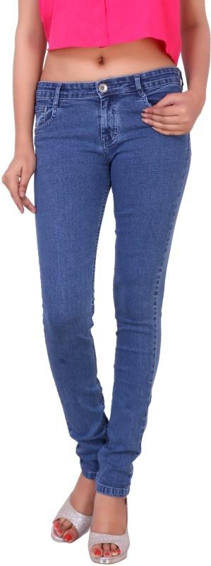 Airways Slim Women Light Blue Jeans