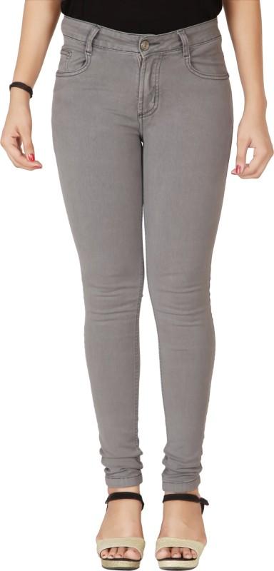 Flirt NX Skinny Women Grey Jeans