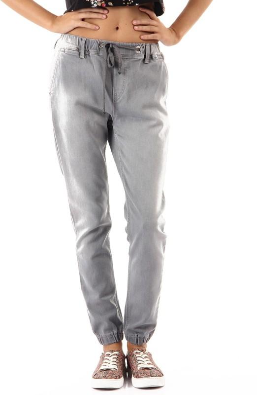 Pepe Jeans Regular Women Grey Jeans