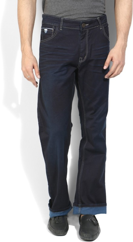 John Players Skinny Mens Black Jeans