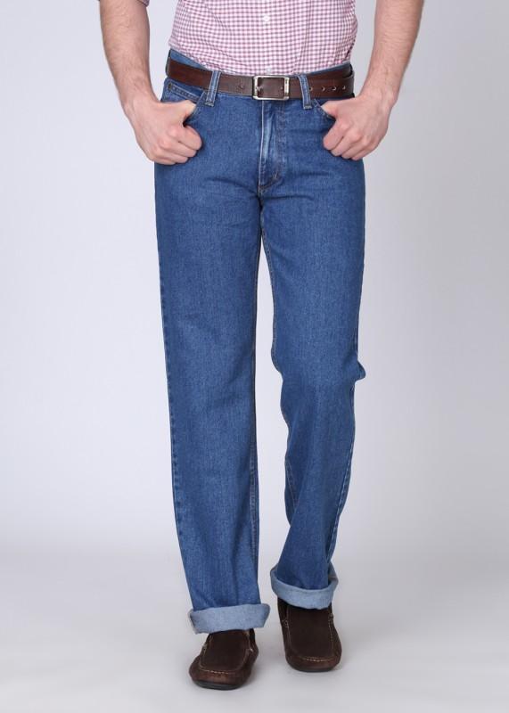Lee Chicago Regular Men's Blue Jeans