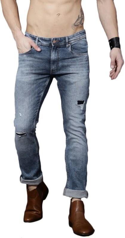 Roadster Regular Mens Blue Jeans