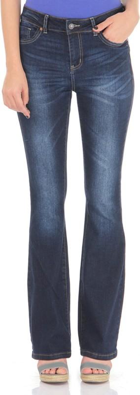 Vero Moda Regular Women Dark Blue Jeans