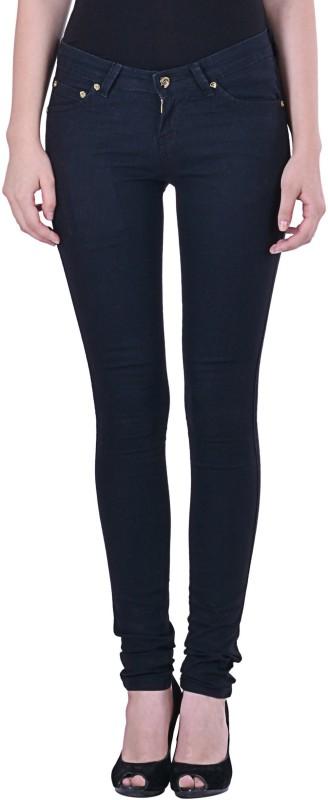 Hoffmen Skinny Women Black Jeans