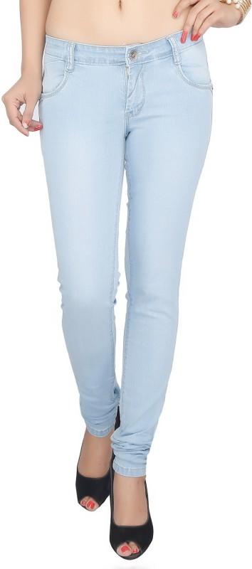 Present Jeans Slim Women Light Blue Jeans