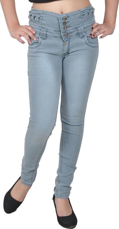 Nifty Slim Women Grey Jeans