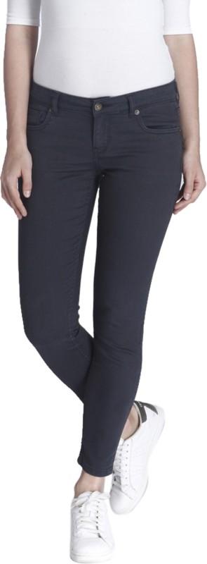 Vero Moda Slim Women Grey Jeans