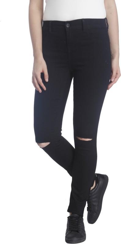 Vero Moda Skinny Women Black Jeans