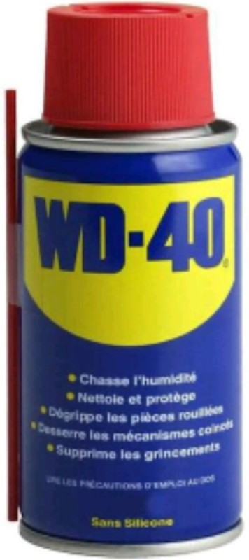 WD40 64gms rust removal Degreasing Spray(64 ml)