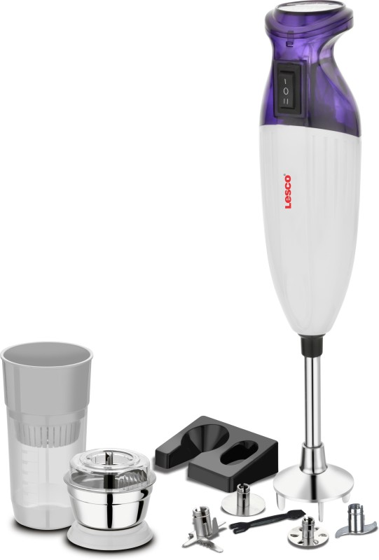 lesco Galaxy plus GP202 200 W Hand Blender(Multicolor)