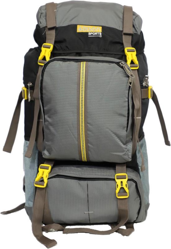 ADISON ADHIKINGGREYBKPK Rucksack - 60 L(Grey)