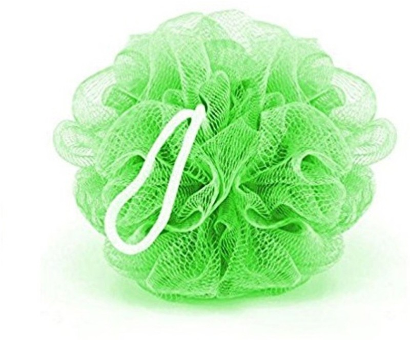 Dr. Care Super Soft Bath Sponge Fluffy Puffy Loofah (SeaFoam)