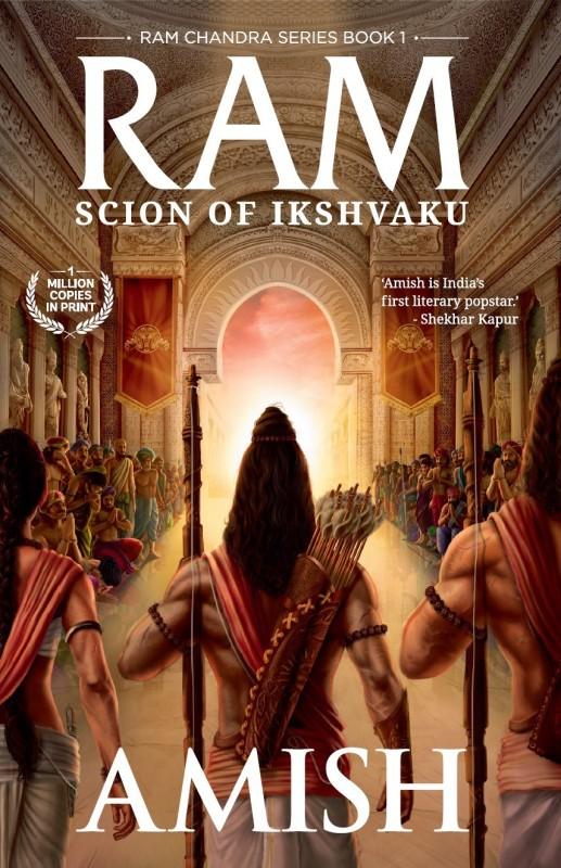 Ram - Scion of Ikshvaku (Book 1 of the Ram Chandra Series)(English, Paperback, Amish)