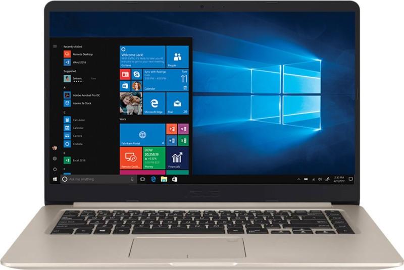 Asus VivoBook S15 Core i7 8th Gen - (8 GB/1 TB HDD/Windows 10 Home/2 GB Graphics) S510UN-BQ052T Laptop(15.6 inch, Gold, 1.7 kg)