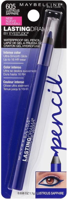 Maybelline Lasting Drama Pencil 1.1 g(Lustrous Sapphire)