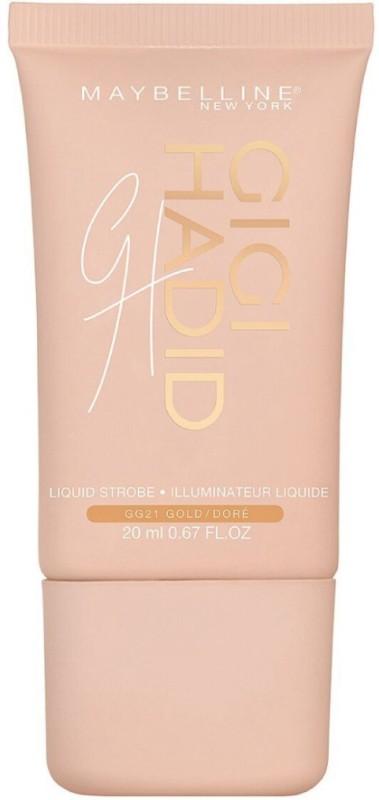 Maybelline Gigi Hadid Strobe Cream Highlighter(Gold)
