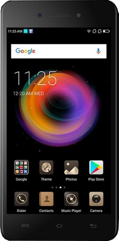 Micromax Bharat 5 Plus (Jet Black, 16 GB)(2 GB RAM)