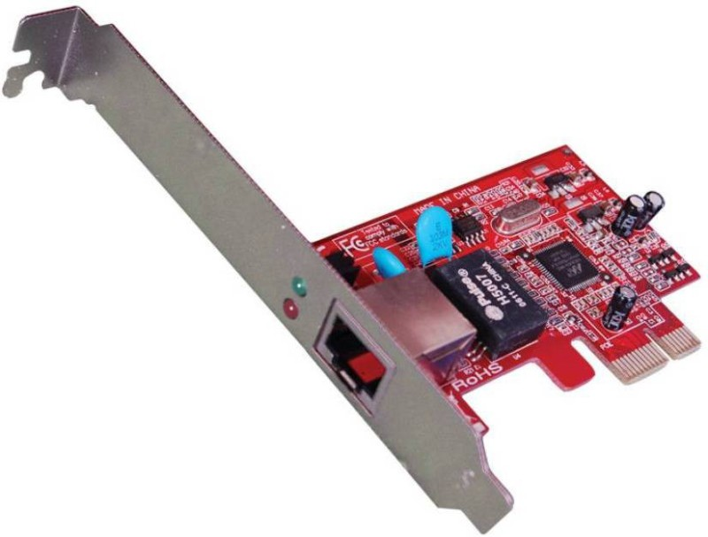 Enter E-1000 Network Interface Card(Red)
