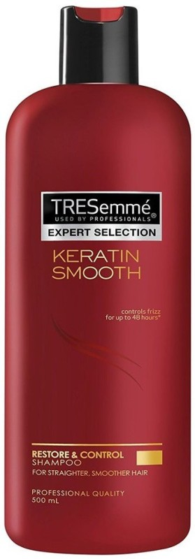 TRESemme Imported Keratin Smooth Restore & Control Shampoo(500 ml)