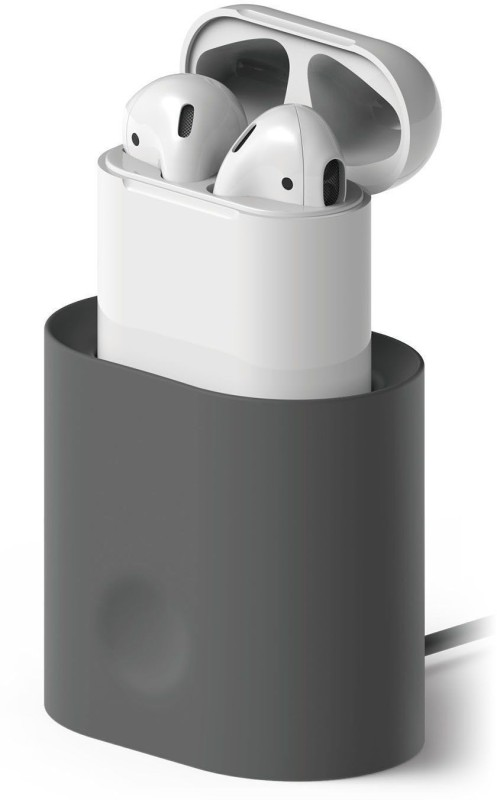 Elago Elago Charging Station Stand Headphone Stand(Grey Pack of 1)