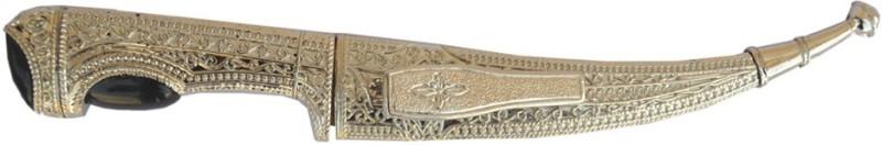 prijam JR-0310 Model Pocket Fixed Blade Knife(White)