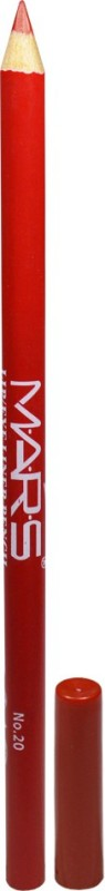 Mars Eye & Lip Liner Red(Red Colour)