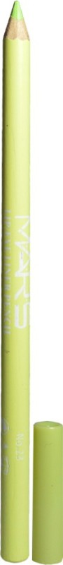 Mars Eye & Lip Liner Pale Green(Pale Green)