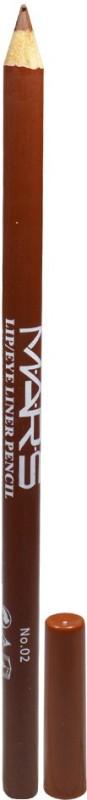 Mars Eye & Lip Liner Brown(Dark Brown Colour)