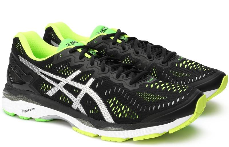 Asics GEL-KAYANO 23 Running Shoes For Men(Black)