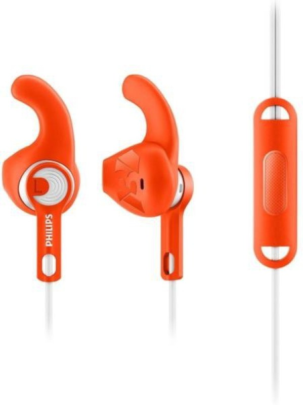 Philips SHQ1305OR/00 Smart Headphones(Wired)