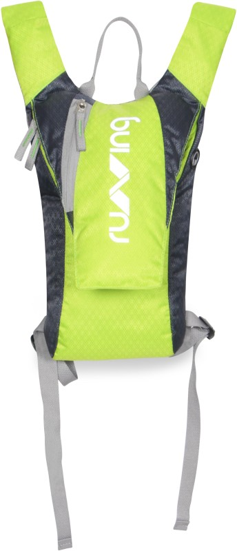 Nivia Running-3 Backpack Backpack(Green, Backpack)