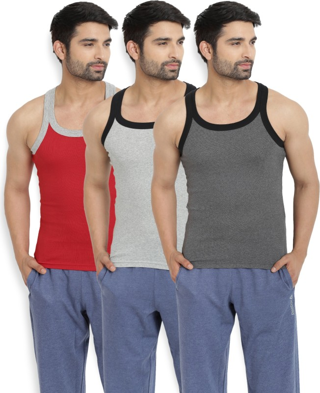 Euro Mens Vest(Pack of 3)