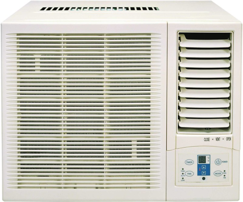 Voltas 0.75 Ton 2 Star BEE Rating 2018 Window AC - White(102EZQ-R410A, Copper Condenser)