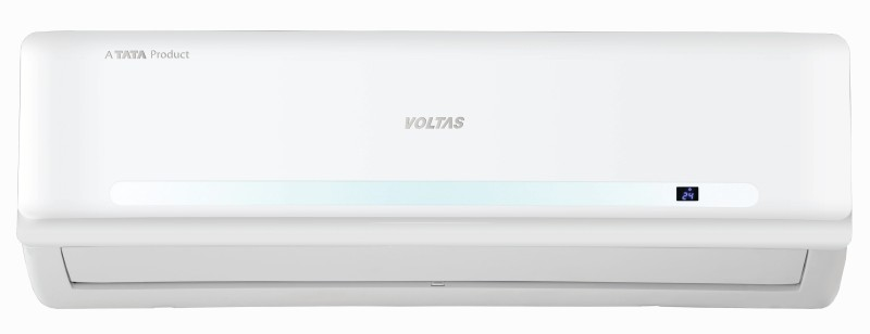 Voltas 1.5 Ton 5 Star BEE Rating 2018 Inverter AC - White(185VDZV, Copper Condenser)