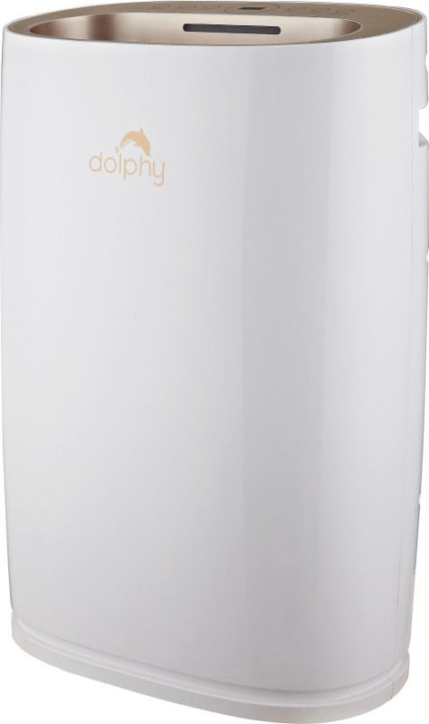 Dolphy 75W Automatic Portable Room Air Purifier(White)