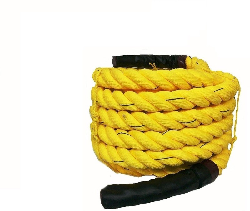 Monex MonexGYM Battle Rope(Length: 20 ft, Weight: 3.15 kg, Thickness: 1.5 inch)