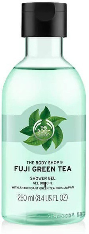The Body Shop fuji green tea(250 ml)