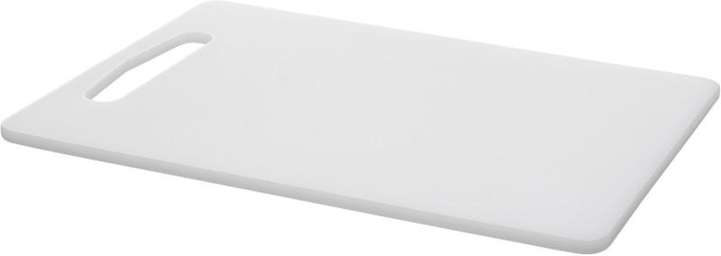 Phoenix PP (Polypropylene) Cutting Board(White Pack of 1)