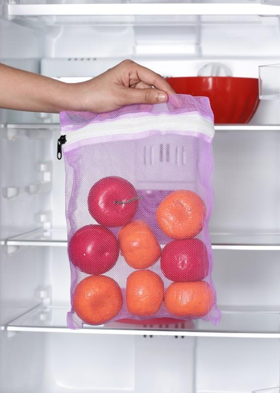KVG Zipper fruit & vegetable bag(Multicolor)