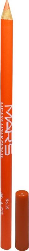 Mars Eye & Lip Liner Orange(Orange Colour)