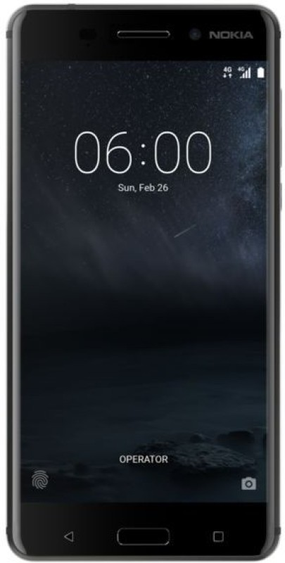 Nokia 6 64GB Matte Black