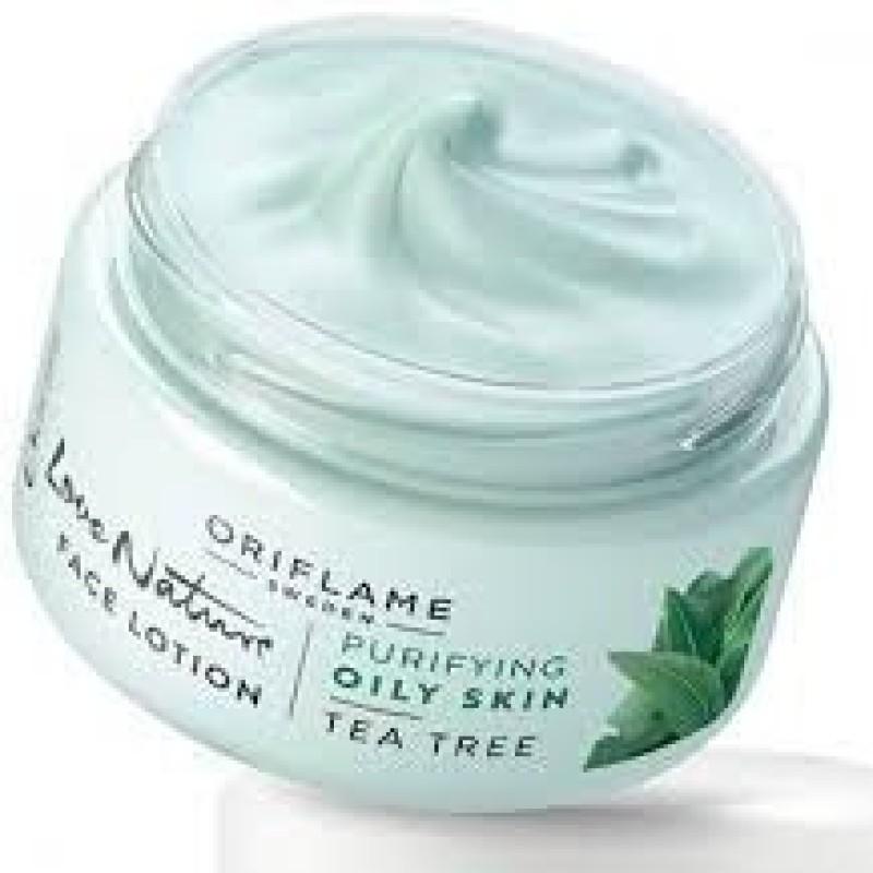 Oriflame Love Nature Face Lotion Tea Tree(75 ml)