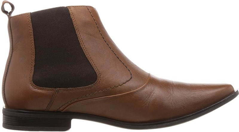 Lee Cooper LC2030 Boots For Men(Tan)