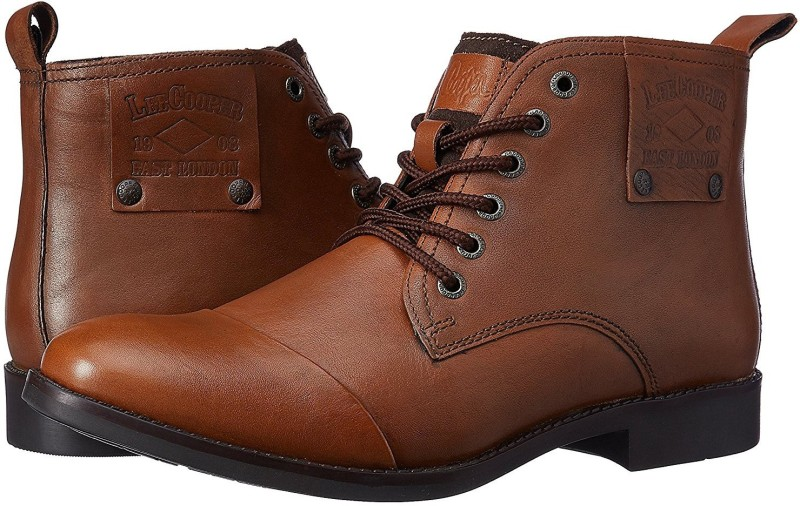 Lee Cooper LC2025 Boots For Men(Tan)