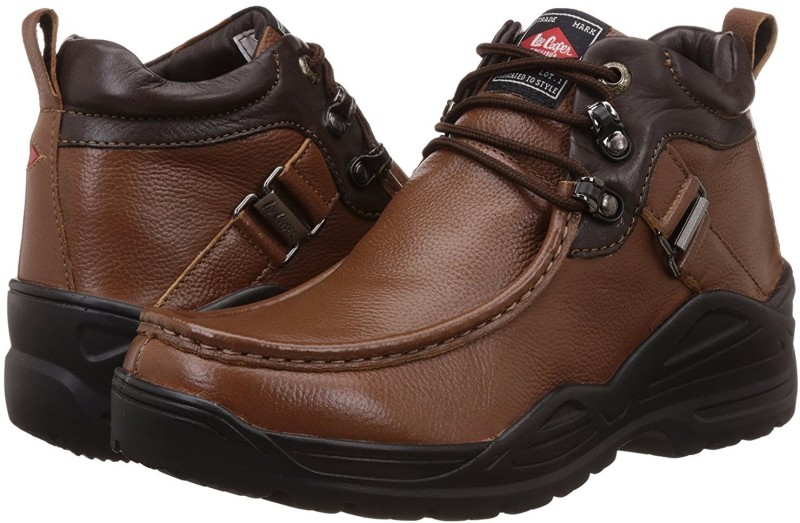 Lee Cooper LC2073 Boots For Men(Tan)