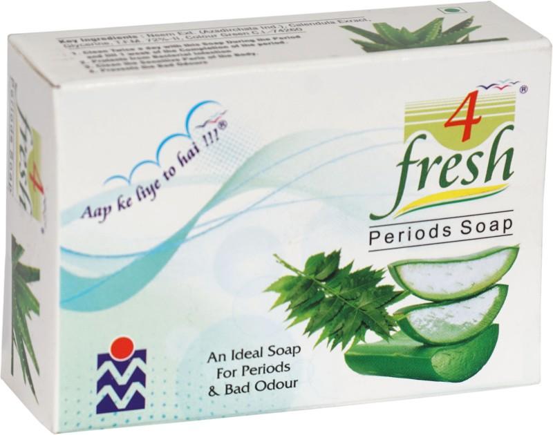 4 Fresh Period Soap(70 g)