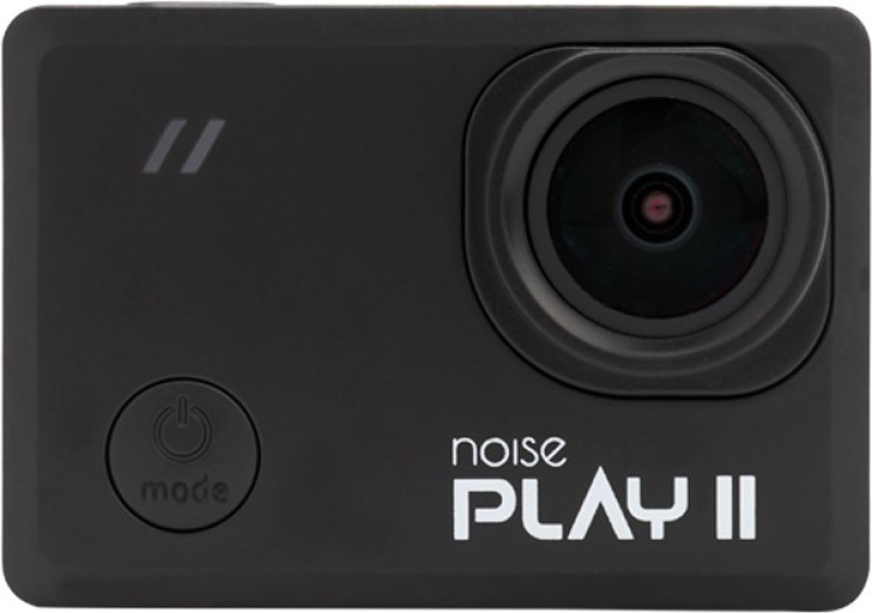 Noise 2 Play Sports and Action Camera(Black 16 MP)