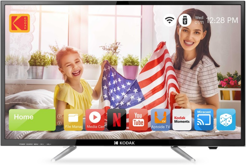 CloudWalker 32 inch  HD Ready LED Smart TV CLOUD TV32SH Price