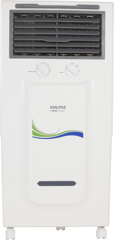 Voltas VD P34MH Personal Air Cooler(White, 34 Litres)