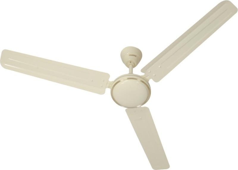 Usha Swift 1200mm 3 Blade Ceiling Fan(Ivory) 3 Blade Ceiling Fan(Rich Ivory)